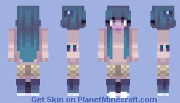 breathin Minecraft Skin