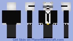 Commission for b0nes Minecraft Skin
