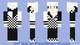 Check - Hoodie version Minecraft Skin