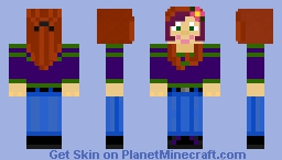 Casual Wear Minecraft Skin
