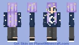 Starry Night-𝒦𝒶𝓌𝒶𝒾𝒾𝒶𝓃 Minecraft Skin