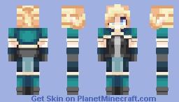 | The Blue Ranger | Minecraft Skin