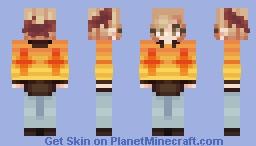 Fall Patterns Minecraft