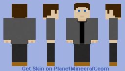 Dean Winchester Minecraft Skin
