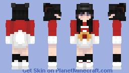 ᴍᴀʀʟʙᴏʀᴏ ɢɪʀʟ Minecraft Skin
