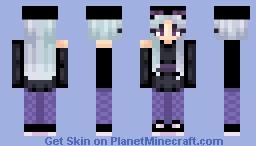 Endy [Elven Jedi's Skintober 2018] Minecraft