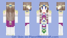 Legend Of Zelda Twighlight Princess  -  Zelda Minecraft Skin