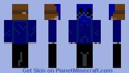 EJ (eyeless Jack) Minecraft Skin