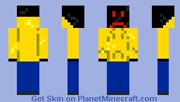 Hoodie Minecraft Skin