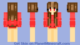 Lazari Swann [Creepypasta} | ๓໐ຖ໐คx Minecraft Skin