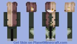 Sushii - Jes Minecraft Skin