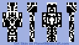 glyphe spirit Minecraft Skin