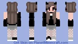 if im lucky // ayskylarx Minecraft Skin