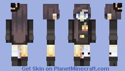 landslide Minecraft Skin