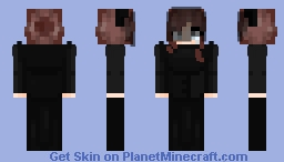 The smallest coffins are the heaviest. {Contest} Minecraft Skin