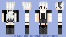 Appetite of a People-Pleaser Minecraft Skin