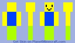 n00b! Minecraft Skin