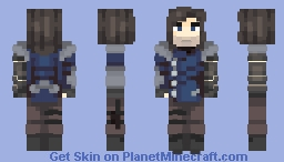 Infinity War Bucky | request Minecraft Skin