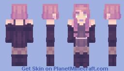 paradise // remake Minecraft Skin