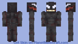 Venom 2018 - Riot Minecraft Skin