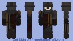 [LOTC] Rosik Armour Minecraft Skin