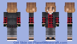 testing shading Minecraft Skin