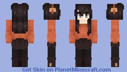 🎃spoopy time🎃 Minecraft Skin