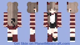 very original devil skin Minecraft Skin