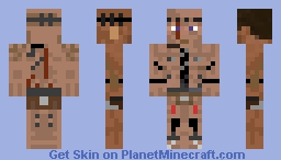 Prometheus (Victor frankestein 2015) Minecraft Skin