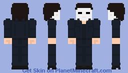 Michael Myers (1978) Minecraft Skin