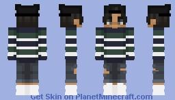 Twin Minecraft Skin
