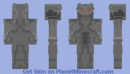 Ultron Minecraft Skin