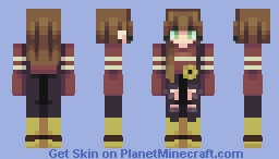 You Can't Take My Youth Away Minecraft Skin