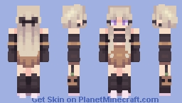 Shivers Minecraft Skin