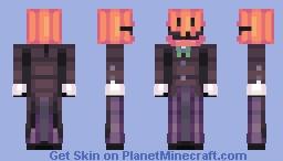 Halloween Bash Minecraft Skin