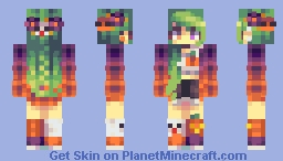 trick or treat // male version included Minecraft Skin