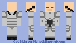 Titan (ShadowFight) Minecraft Skin