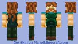 Mark Minecraft Skin