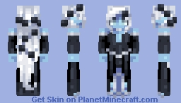 [Kari] Dark Elf || Contest Entry Minecraft Skin