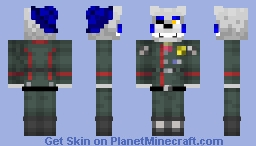 German Uniform Righty Minecraft