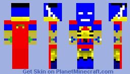 DevmasterKalibDeusExHamilton Minecraft Skin