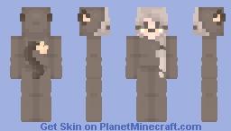 Black Cat 🐱 Minecraft Skin