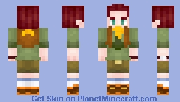 🌲 Camp Camp 🌲 - David Minecraft Skin