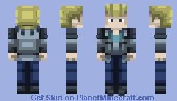 Dire | Phantom Blood Minecraft Skin