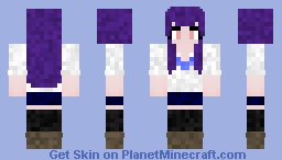 Nakko Tsumaka 🎮 Minecraft Skin