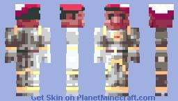 ℜomto- Saint Maurice (skin request) Minecraft Skin