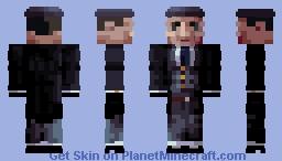 ℜomto- Peaky blinders Minecraft Skin