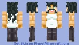 Martin Brown Minecraft Skin