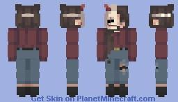 ℐzzyOwl - Spooped Minecraft Skin