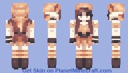🎃 Day 21 🎃 [SKINTOBER 2018] -℘ø℘ℜεε£-! Minecraft Skin